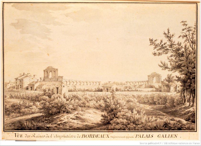 Représentation Palais Gallien Dauvigni