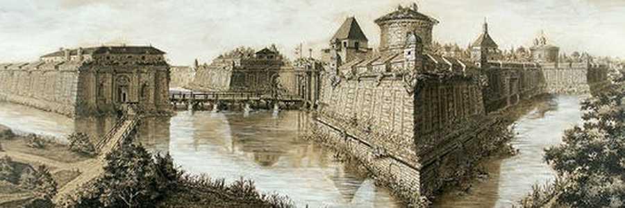 Château Trompette de Bordeauux