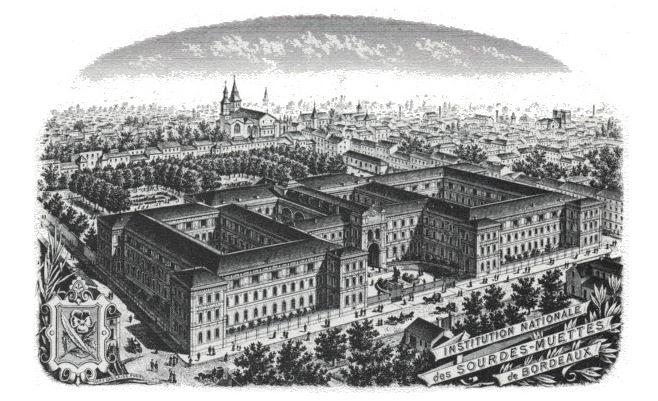 Institution nationale des sourdes muettes de Bordeaux