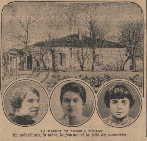 Famille de pierre Delafet